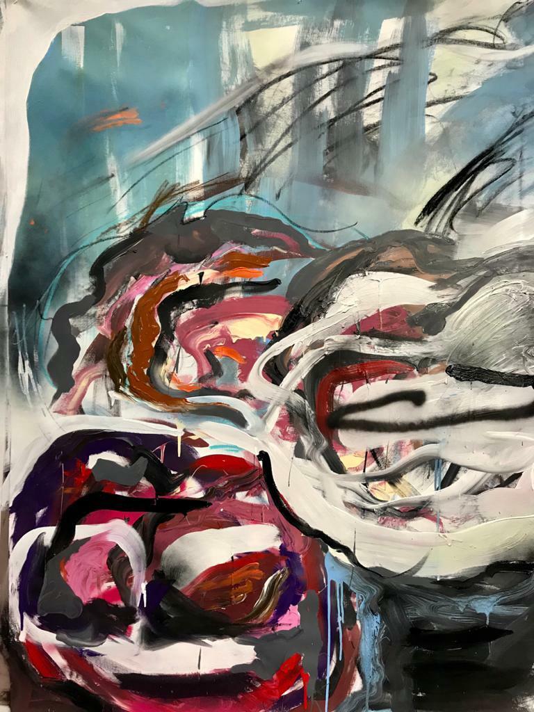 Carmen. 2020. Mixta. 165 x 125 cm