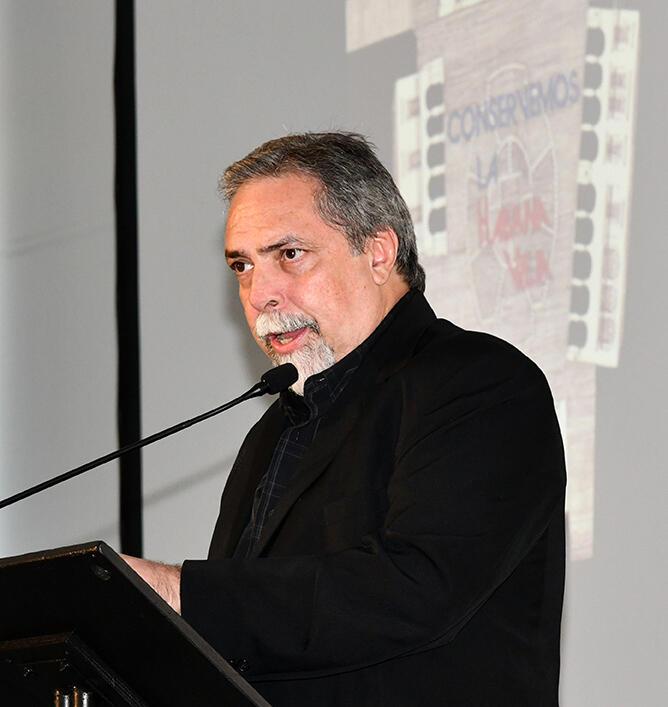 Eduardo Luis Rodríguez, Trienal de Milán, 2019. (Foto de Mario Farabola).