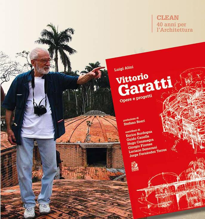 Promoción de la monografía sobre Vittorio Garatti en un emblemático espacio arquitectónico de La Habana. (Foto: Clean Ediciones).