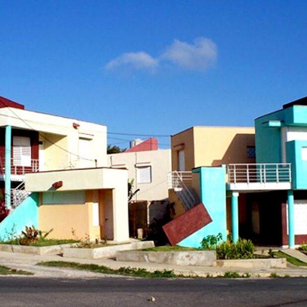 Viviendas para Nuevo Vedado, La Habana. Arquitecto Osviel Carrillo.