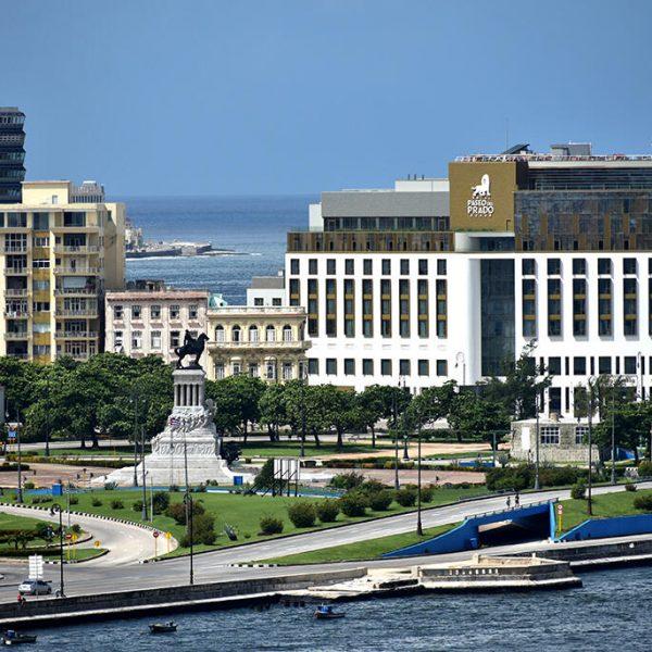 Hotel Paseo del Prado, La Habana. (Foto: Víctor Toledo).