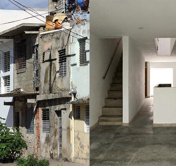 Casa Soporte. Cienfuegos. Albor arquitectos.
