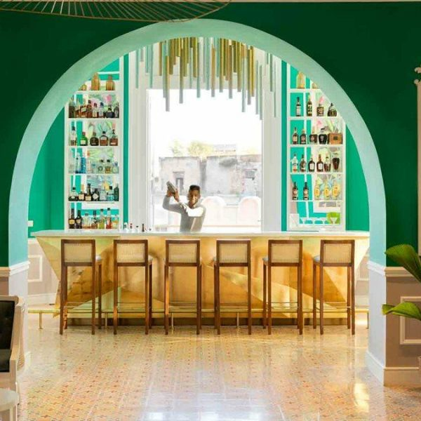Hotel Manzana Kempinski, La Habana. Imágenes disponibles en su página web oficial.