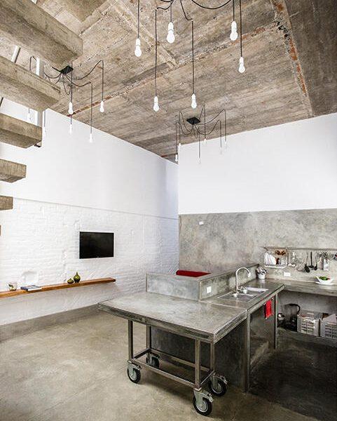 El Apartamento, por Albor Arquitectos. (Foto: Aslam Ibrahim Castellón Maure).